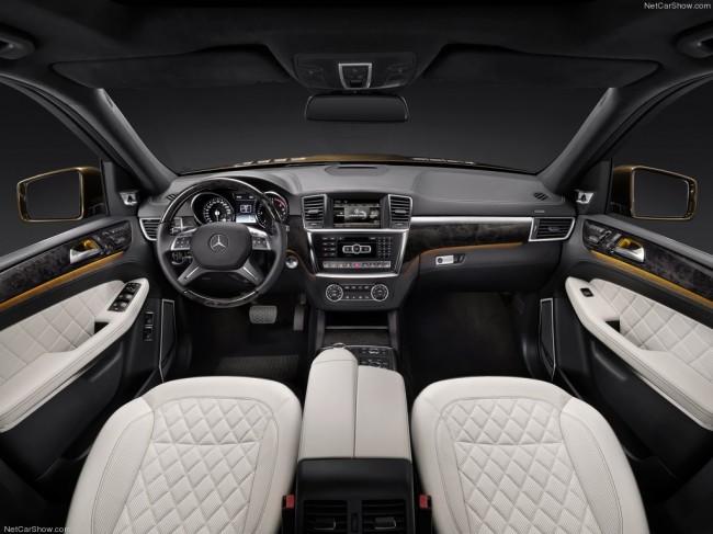 Салон Mercedes GL-Class II