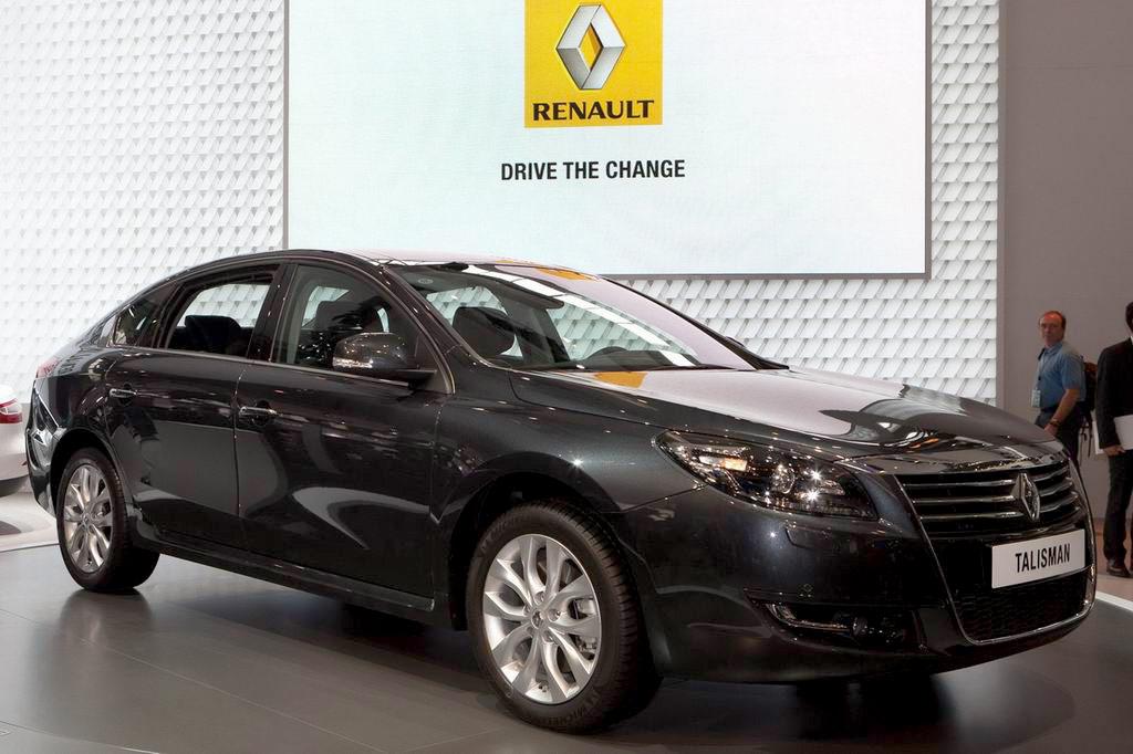 Classic Cars New 2013 Model Luxury Car Renault Talisman