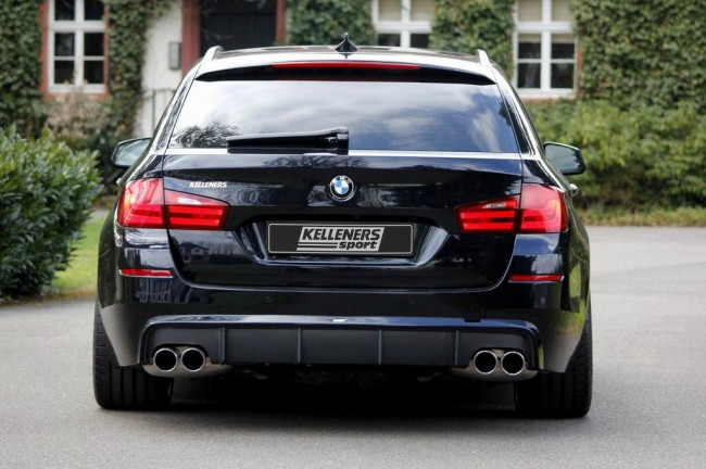 Тюнинг BMW 5-Series Touring F11 фото