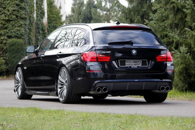 BMW 5-Series Touring F11 от ателье Kelleners Sport