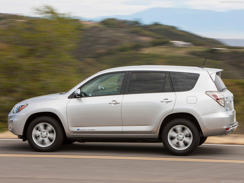 Toyota RAV 4 кроссовер Long | купить новый или б/у