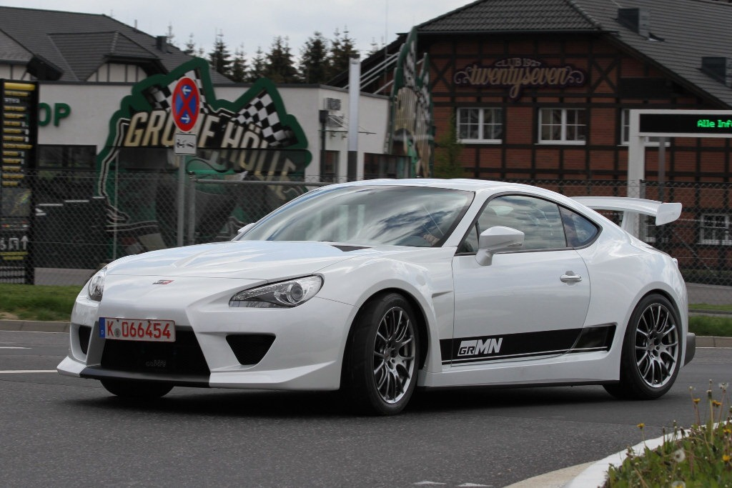 Classic cars photos and information for new toyota gt 86 gazoo racing coupe