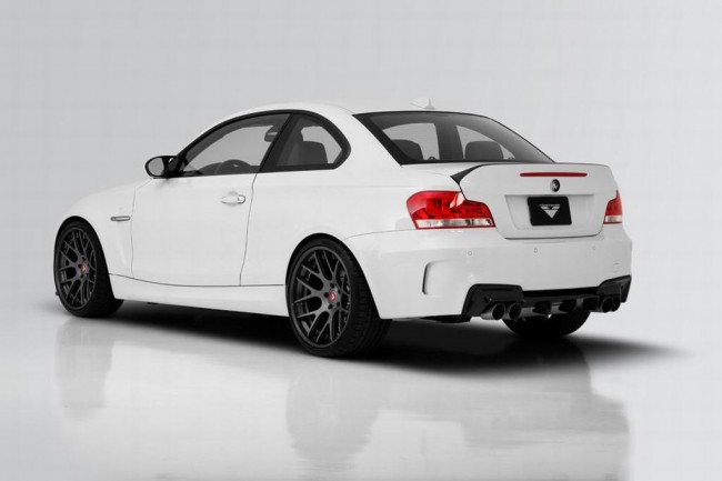 BMW 1M Coupe GTS-V от ателье Vorsteiner