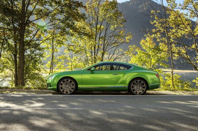 Фото Bentley Continental GT Speed 2015