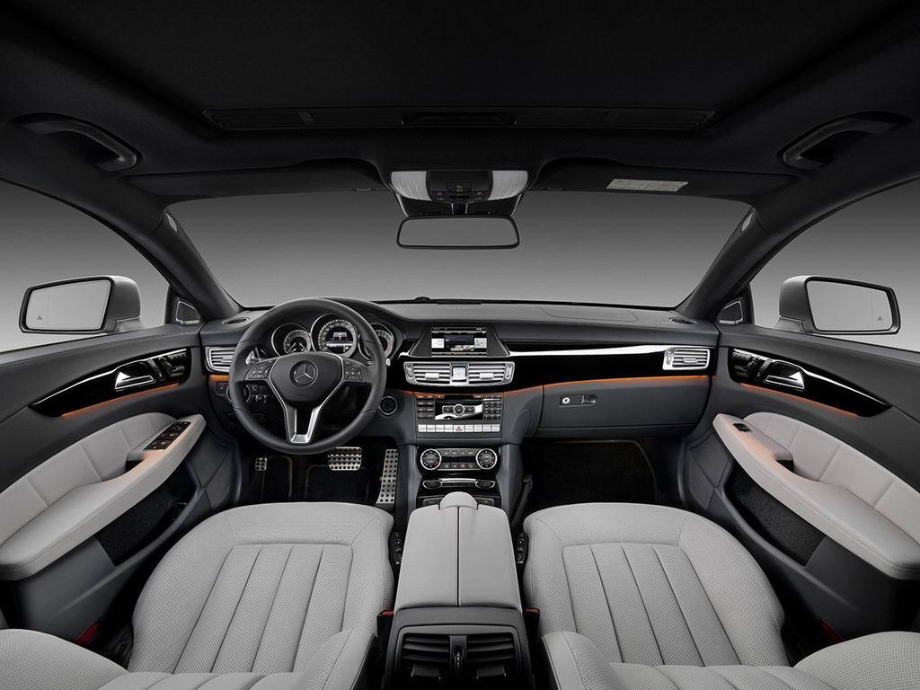 Салон Mercedes CLS универсал ф…