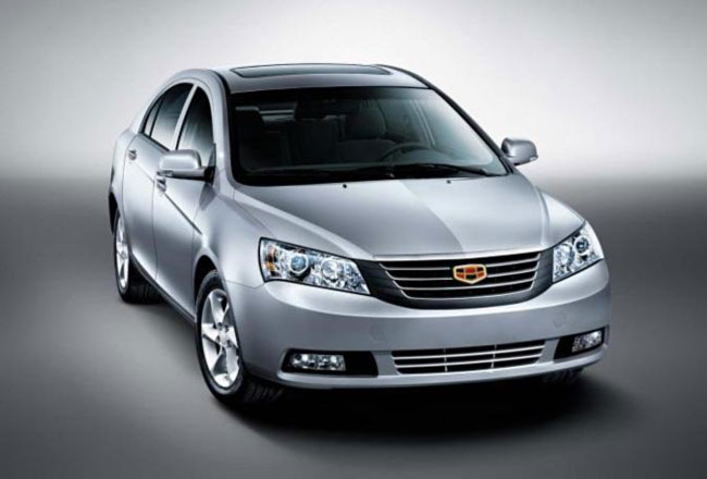 Седан Geely Emgrand