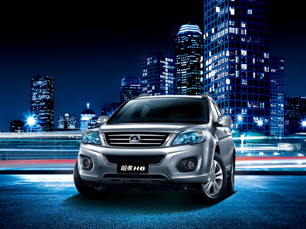 Фото Great Wall Hover H6.