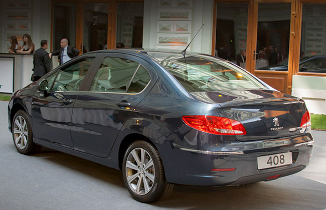 Каким будет новый Peugeot 4 8 — сайт За рулем www zr ru