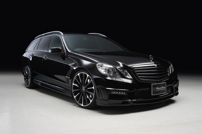 Wald Mercedes E-Class Estate Black Bison