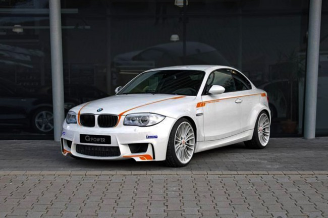 Тюнинг BMW 1-Series M Coupe от ателье G-Power