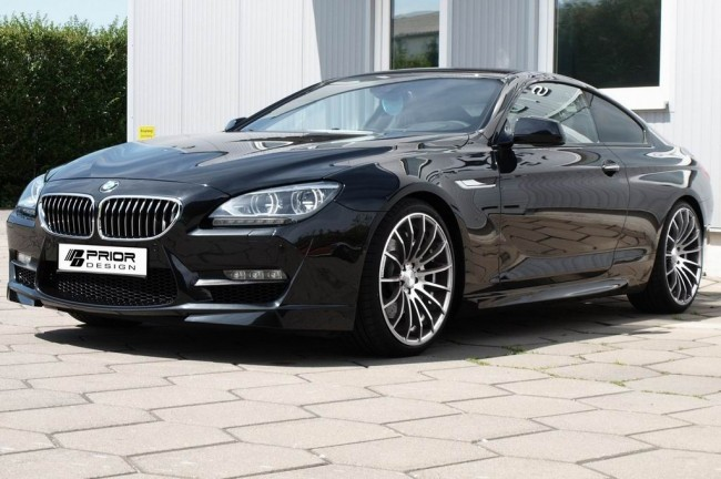 Фото тюнинг BMW 6 Coupe (F12)
