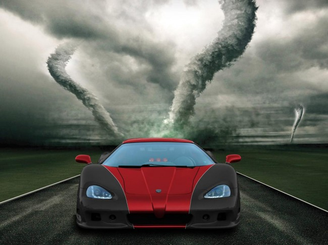 Ultimate Aero XT от Shelby Supercars