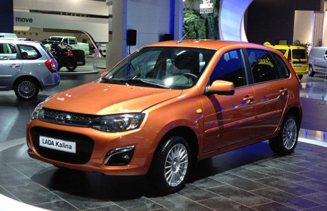 Lada - новые автомобили ВАЗ 2 16: характеристики