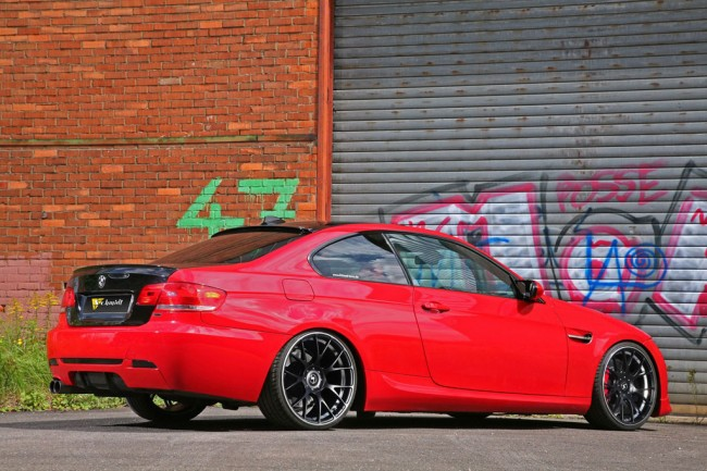 BMW 3-Series Coupe (E92) от ателье Tuning Concepts