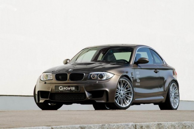 BMW G1 V8 Hurricane RS от ателье G-Power