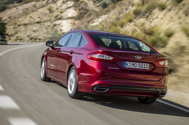 Ford Mondeo седан 2017