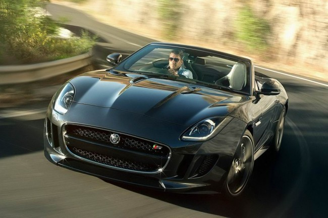 Фото Jaguar F-Type S 2015