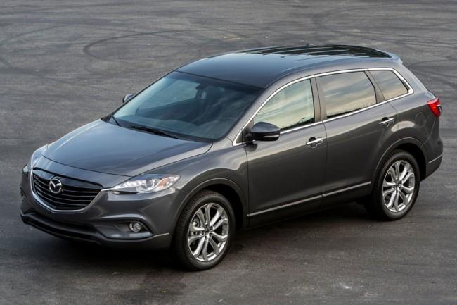 Mazda cx 9 2014