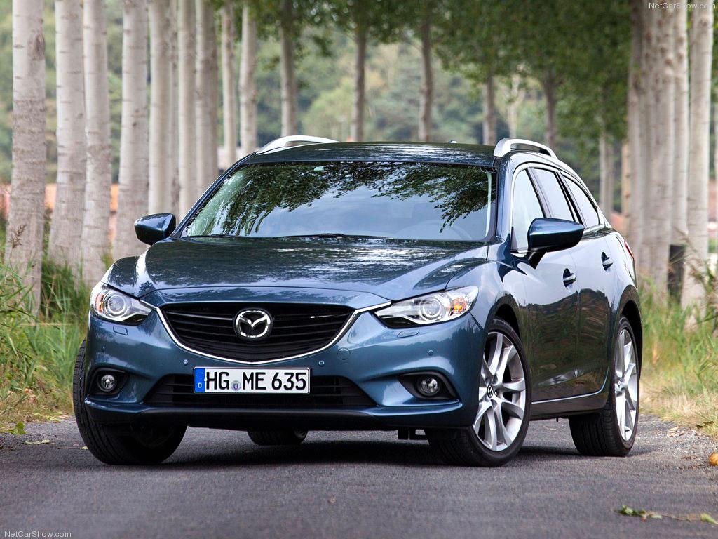 Mazda 6 wagon фото