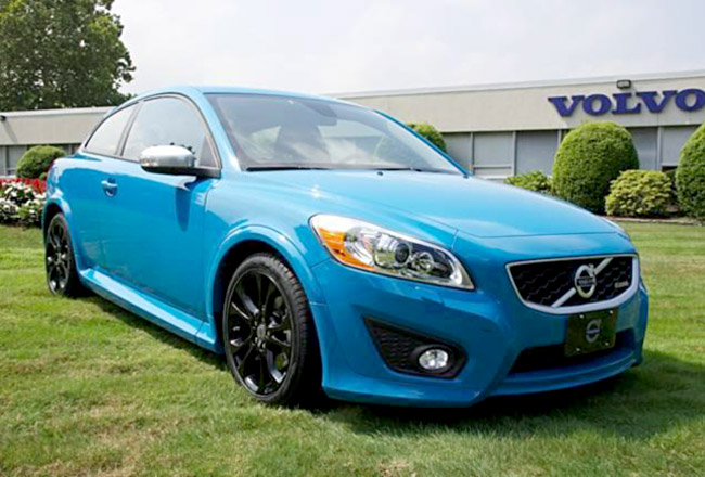 Фото Volvo C30 Polestar Limited Edition