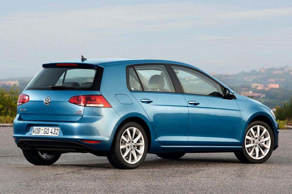 Volkswagen golf фото 1