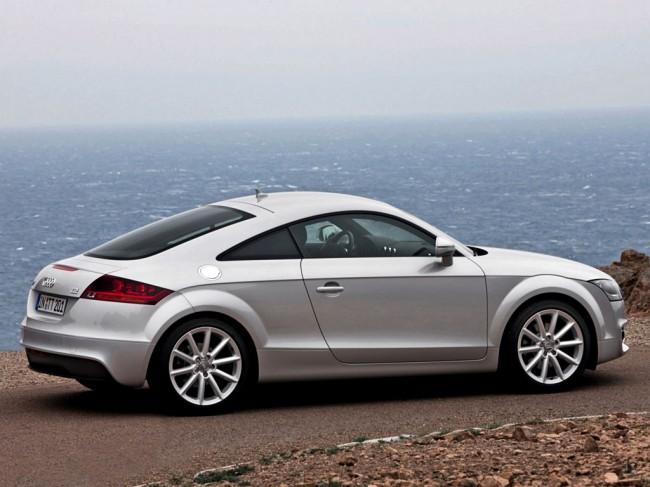 Audi Tt Coupe 2 2006 2014 фото цена характеристики