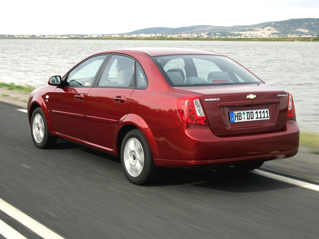 Chevrolet Lacetti седан, I покол…