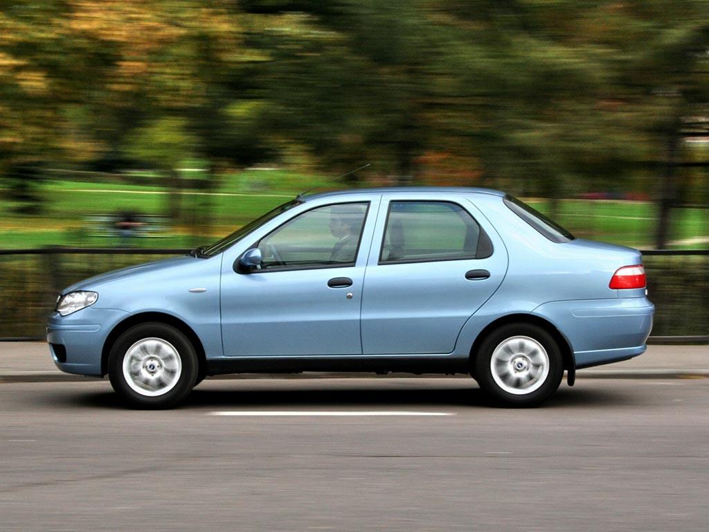 Fiat Albea = Фото галлерея.