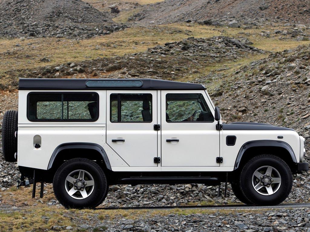Запчасти для Land Rover Defender