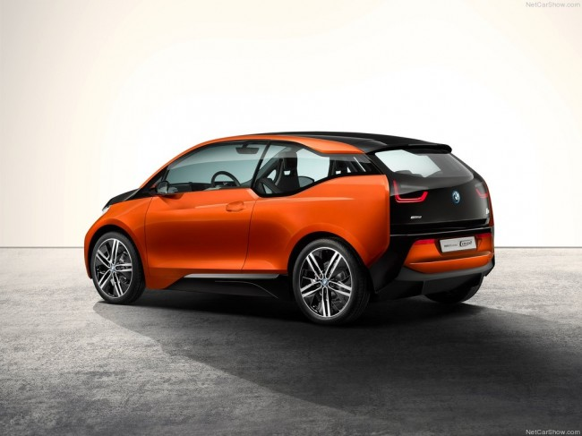 BMW i3 Concept Coupe фото