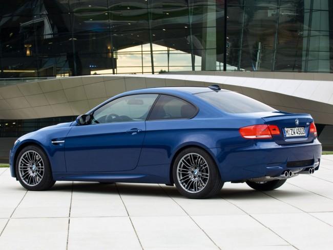 bmw m3 coupe 2009 характеристики