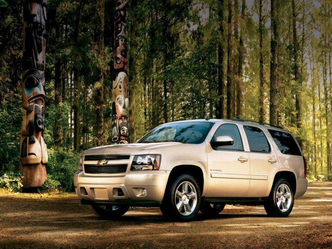 Фото Chevrolet Tahoe GMT900