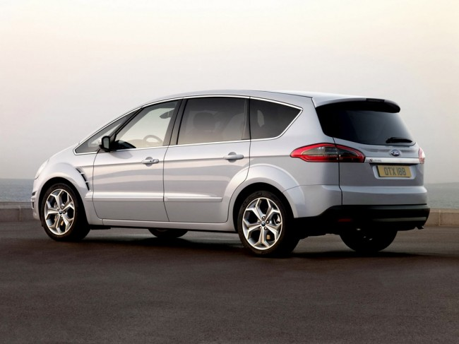 Фото Ford S-Max 2013