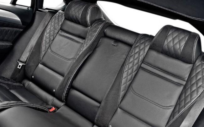 Тюнинг интерьера БМВ X6 фото