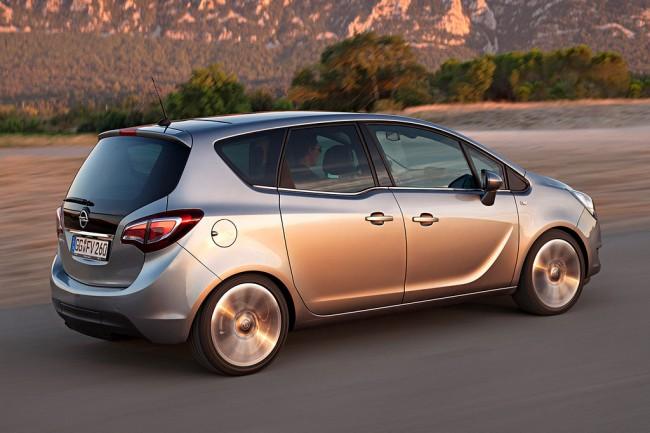 Opel meriva 2015