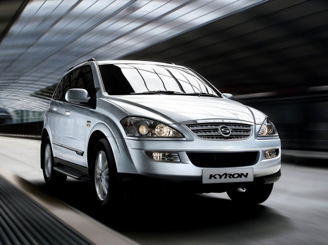 SsangYong Kyron New