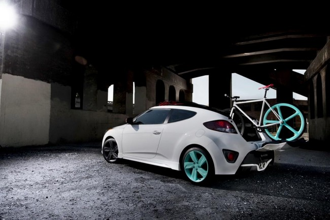 Фото Hyundai Veloster 3C Roll Top Concept