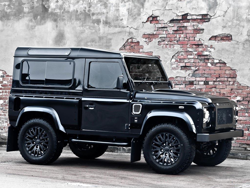 Остановка производства Land Rover Defender в январе