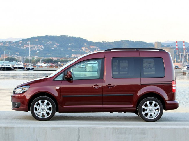 Фото Volkswagen Caddy 2014
