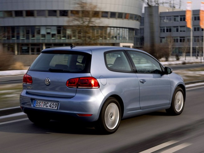 Volkswagen Golf 6 3-дверный