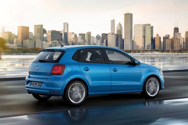 Volkswagen Polo 5 рестайлинг