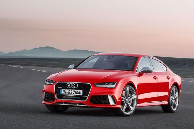 Обновленная Audi RS7 Sportback 2015