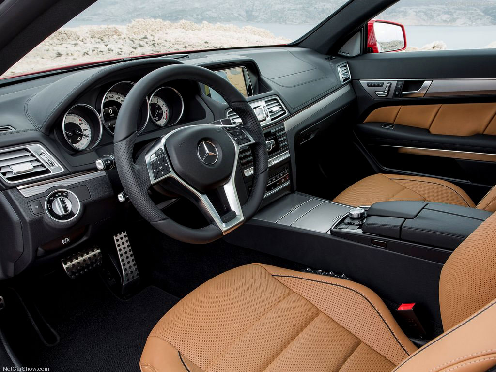 Mercedes-Benz E-Class Coupe (2014-2015) - фото, цена ...