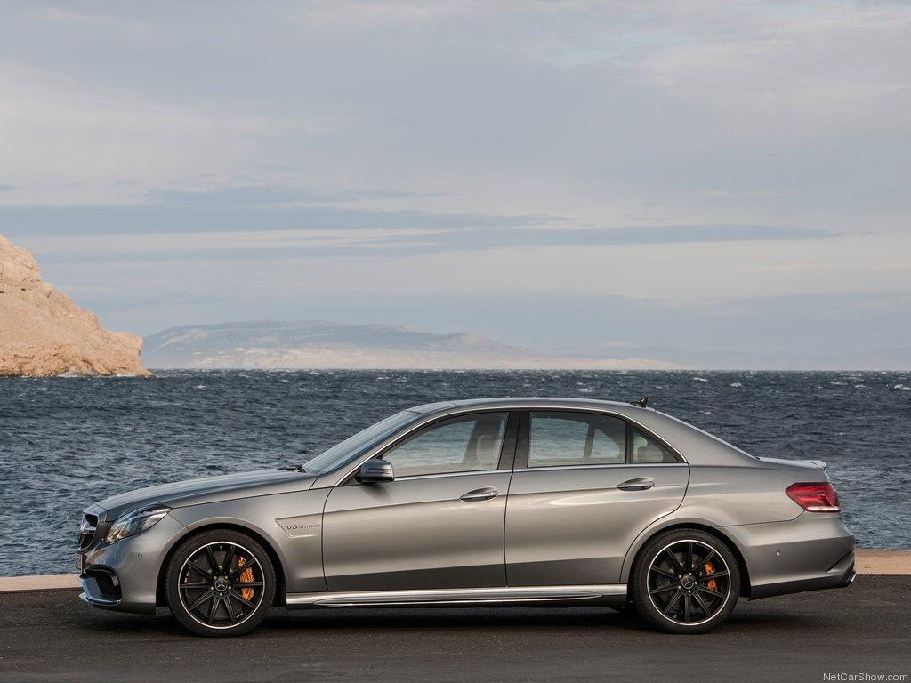 Mercedes-Benz E63 AMG (W212) - фото, цена, характеристики нового ...