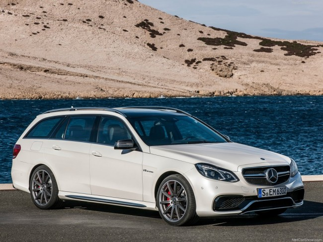 Mercedes E63 AMG Estate S212