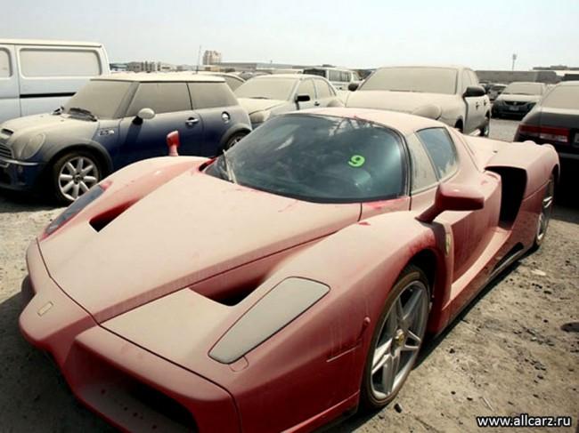 Ferrari Enzo - фото, цена, технические характеристики Феррари Энзо