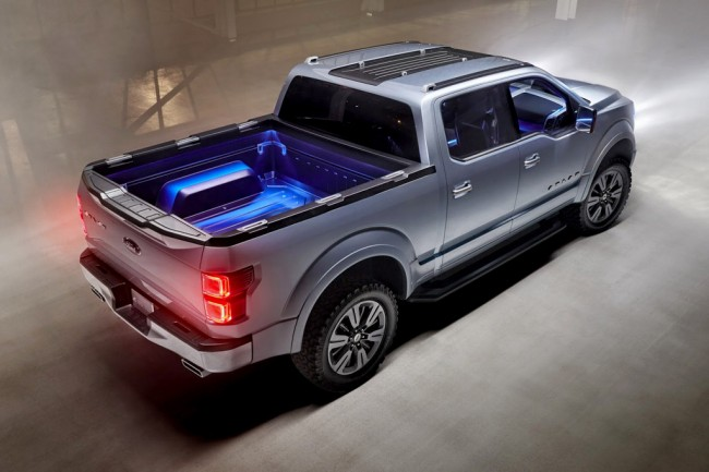Фото Ford Atlas Concept