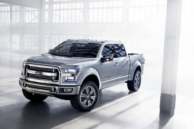 Ford Atlas Concept фото