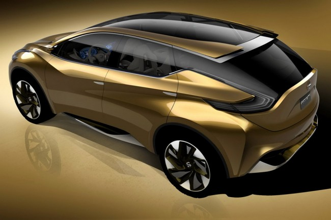 Nissan Resonance Concept фото