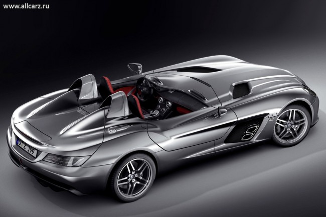 Фото Mercedes SLR Stirling Moss